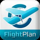 FlightPlan - Flight time calc icon