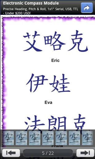 Kanji Tattoo Symbols