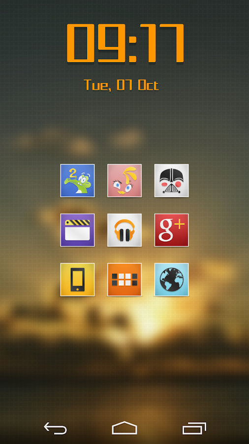 Cadrex - Icon Pack Screenshot 2