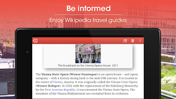 Screenshot of Munich Travel Guide