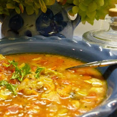 Diabetic Manhattan Clam Chowder