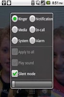 Screenshot of Volume Control + FREE OFFER