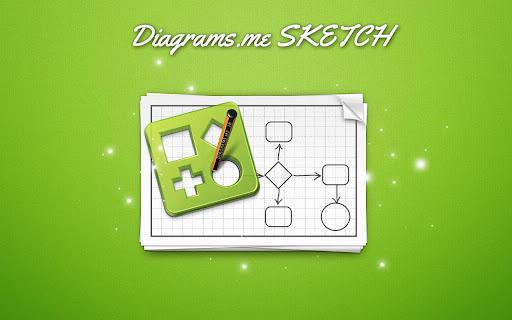 Diagrams.me Sketch
