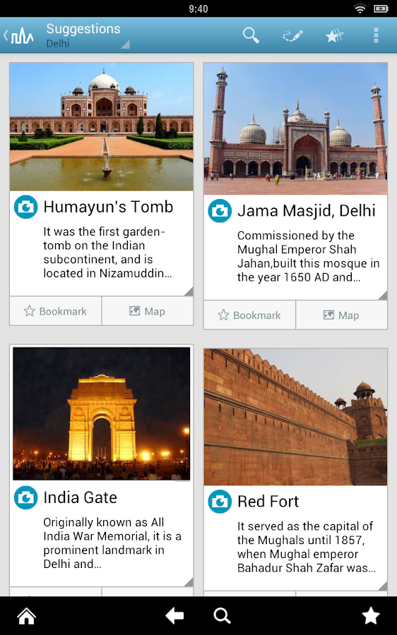 World Travel Guide by Triposo Screenshot 10