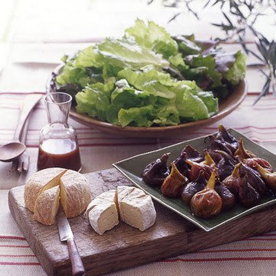 Oven-Poached Figs