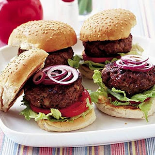 Beef Burgers - Learn To Make