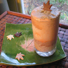 Four Seasons of Maple: A Tropical Rainbow Smoothie