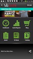 Screenshot of Vi-Net Pro