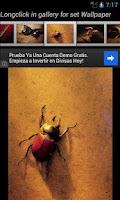 Screenshot of Fondos HD Detalles Naturales
