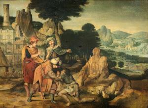 RIJKS: Cornelis Massijs: painting 1538