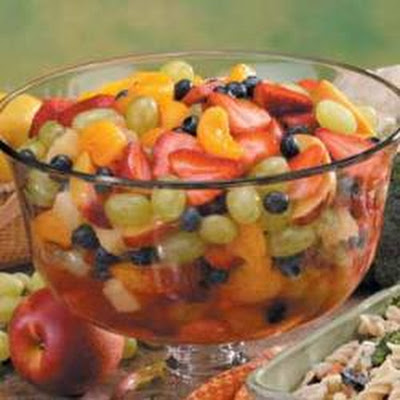 Fruity Rainbow Salad