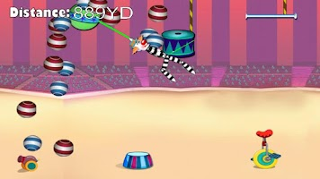 Screenshot of Rope Stunt in Circus