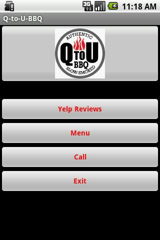 【免費商業App】Q-TO-U-BBQ-APP點子