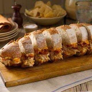 Italian Shredded Turkey Sandwich Recipes