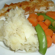 Mashed Potatoes With Celery Root