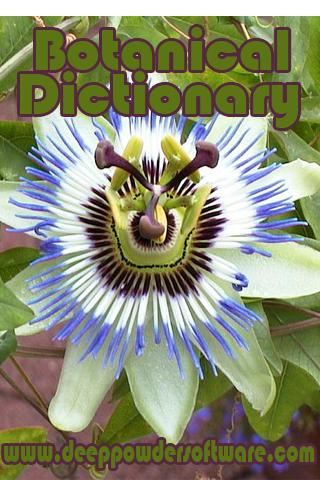 Botanical Dictionary