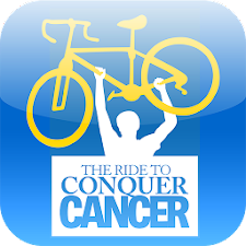 The Ride to Conquer Cancer NZ.