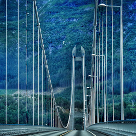 by Jose Figueiredo - Buildings & Architecture Bridges & Suspended Structures ( suspend structures, bridge, norway )