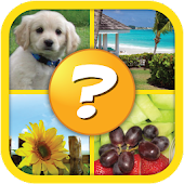 Download 4 Pics 1 Word Puzzle Plus APK on PC