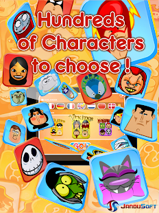 APK Game Guess The Character for iOS