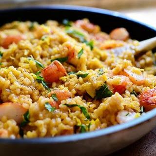 Lemon Basil Shrimp Recipes
