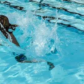 Splash! by Jan Herren - Sports & Fitness Swimming