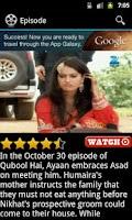 Screenshot of Hindi TV Shows