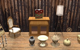 Screenshot of Room Escape - Attic