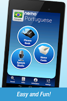 Screenshot of FREE Portuguese by Nemo