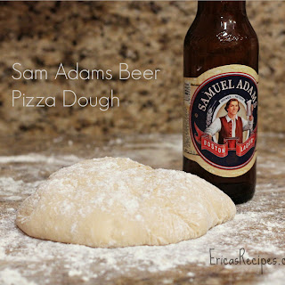 Sam Adams Beer Pizza Dough