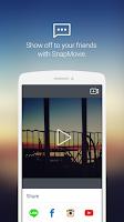 Screenshot of LINE SnapMovie