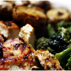 Greek-Style Lemony Chicken Breasts With Kalamata Olives and Feta