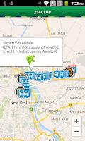 Screenshot of NextBus Delhi