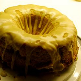 Glazed Lemon Supreme Pound Cake