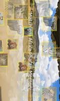 Screenshot of Match'em Africa: Safari Memory