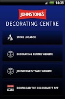 Screenshot of Johnstone's Decorating Centre