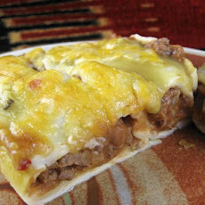 Beef and Bean OAMC Enchiladas