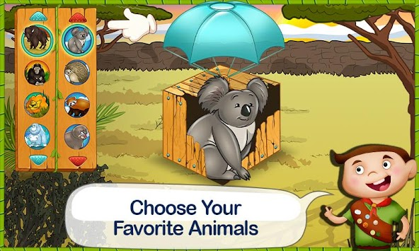 Zoo Keeper - Care For Animals APK screenshot thumbnail 13