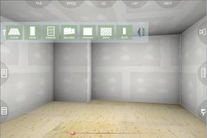 Screenshot of Udesignit Kitchen 3D planner