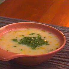 Leftover Baked Potato Soup