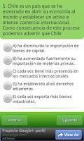 Screenshot of Ayuda PSU Ciencias Sociales