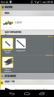 Attachment Selector - screenshot