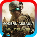 Game Modern Assault Multiplayer HD apk for kindle fire
