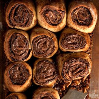 Nutella Breakfast Bread Recipes