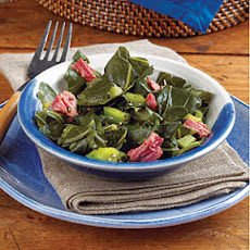 Slow-Cooked Collard Greens