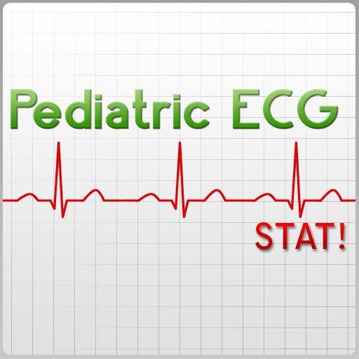 Pediatric ECG Stat! (FREE) LOGO-APP點子