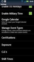 Screenshot of Firehouse Scheduler