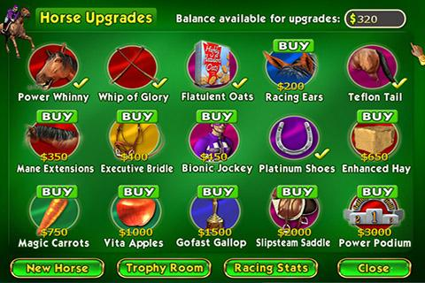 Gallop for Gold Slots - screenshot