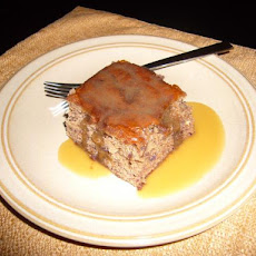 Date Pudding With Toffee Sauce (Sticky Toffee Pudding)