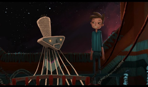 Elijah Wood lends his voice to Broken Age